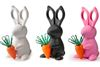 �������꡼/QUALY DESK BUNNY Scissors��Clip holder �Ϥ��ߡ�����åץۥ����